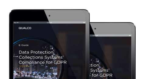 Data protection - Collections Systems' Compliance for GDPR