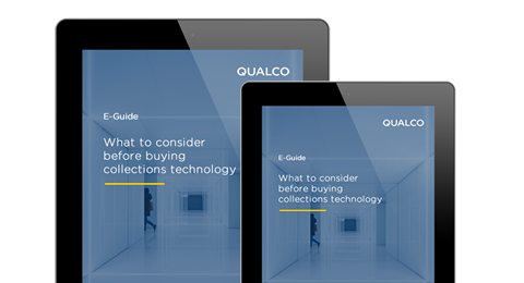 E-guide:  What to consider before buying collections technology