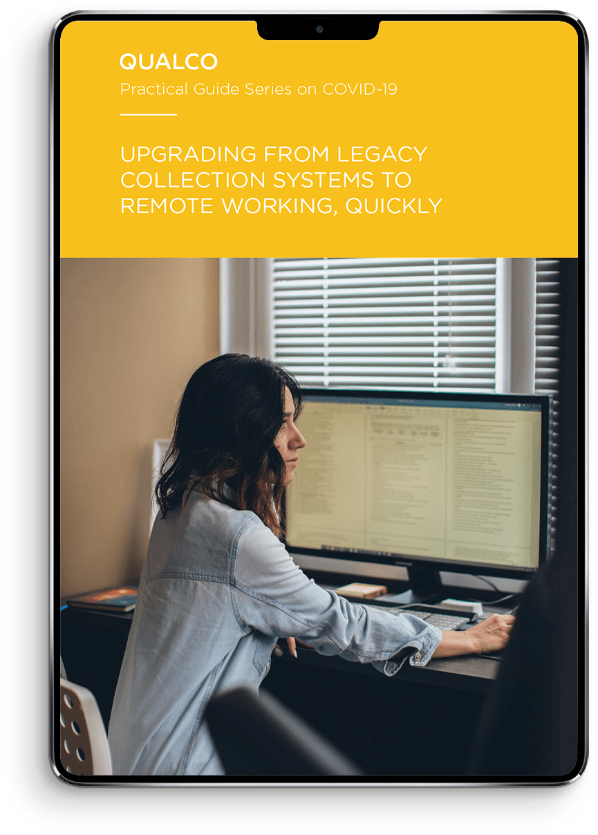 Upgrading from legacy collection systems to remote working device