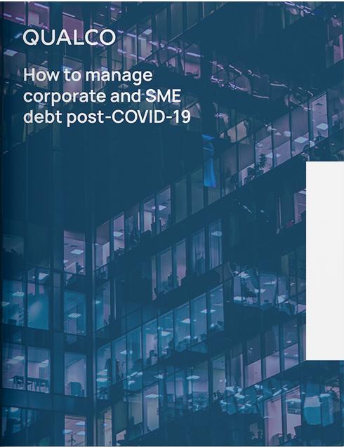SME Debt post-COVID-19 Report Cover