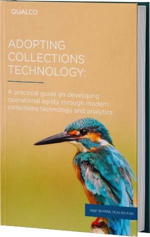 A practical guide on developing operational agility through modern collections technology and analytics Cover