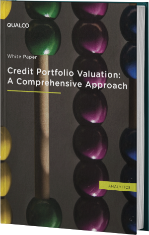 White Paper: Credit Portfolio Valuation - A Comprehensive Approach Cover