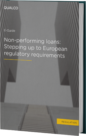 Non performing loans: Stepping up to European regulatory requirements Cover