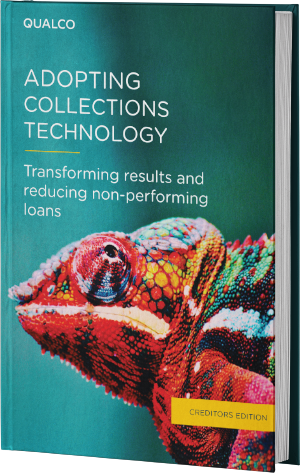 Learn the Benefits of the Collections Technology Cover