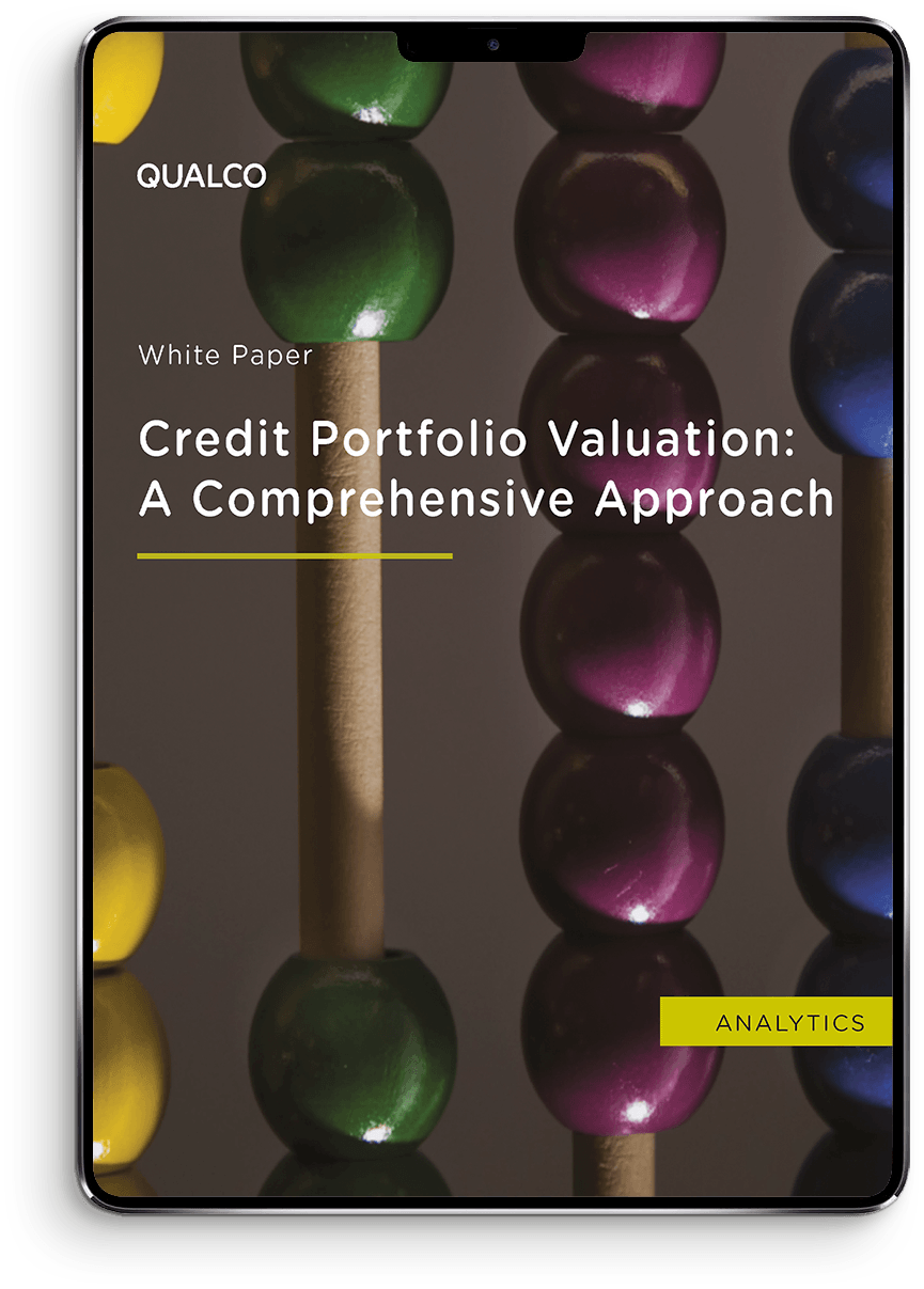 White Paper: Credit Portfolio Valuation - A Comprehensive Approach Device